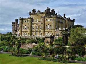 Culzean Castle Is A Historic Site Located About 50 Miles Sw Of Glasgow