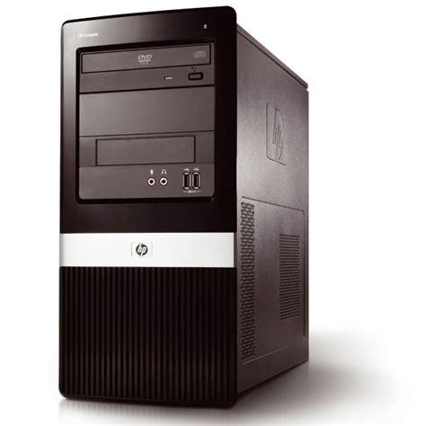 ecran tactile pc bureau hp compaq dx2400 station de travail format microtour