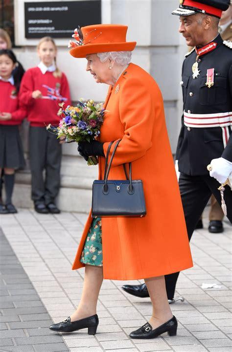 Queen Elizabeth II's First Instagram Post at Science ...