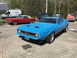 Classic 1972 Ford Mustang Mach 1 Fastback for Sale - Dyler