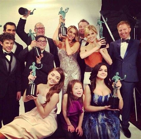 modern family cast my shows