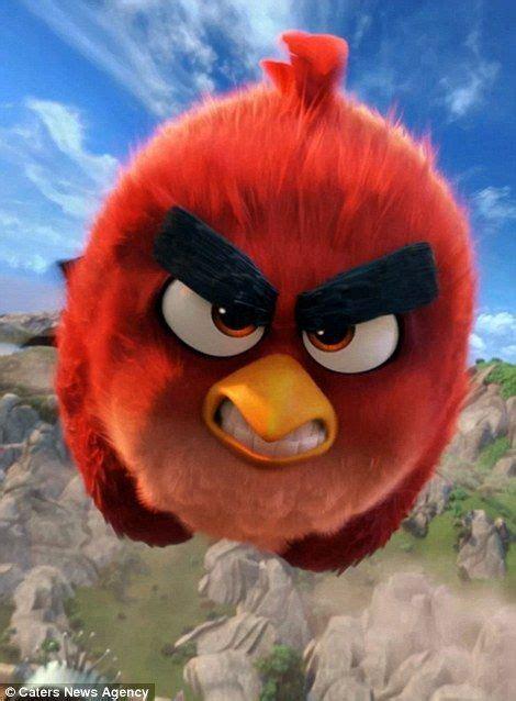 upside  pastor cartoon birds red angry bird