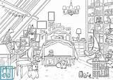 Sky Boy Coloring Adult Bedrooms Mica Layouts Children Kaynak sketch template