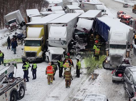 I-94 Indiana Semi Accident- Can You Blame Winter Weather?