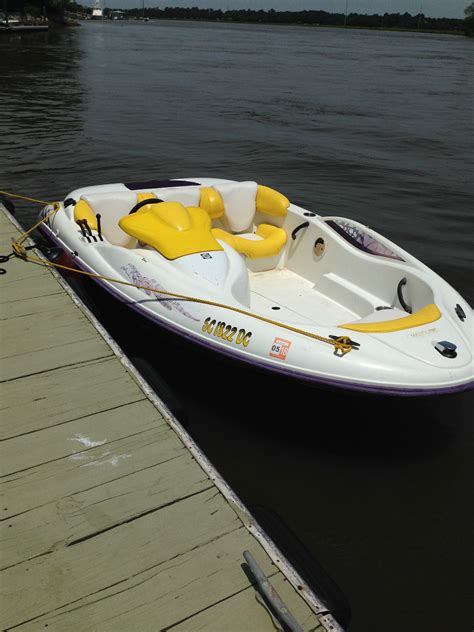 Sea Doo Jet Boat Hull by Sea Doo Speedster 1995 For Sale For 4 800 Boats From