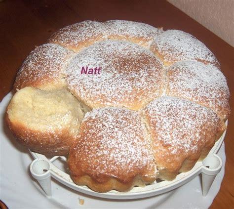 recette cuisine allemande brioche allemande recette