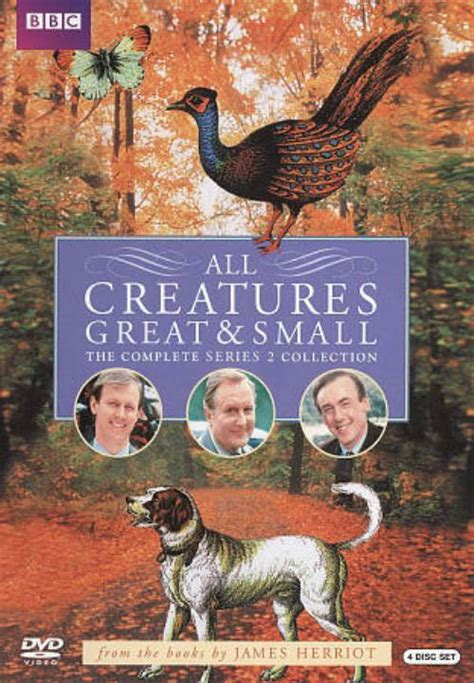 creatures great  small series  set  dvd