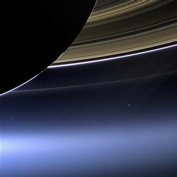 Picture This Thousands Earthlings Waving Saturn