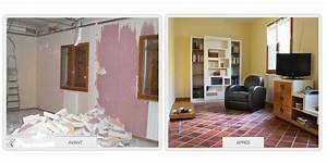 Travaux De Renovation : r nover une maison ancienne r nover son appartement est un investissement qui augmente la ~ Melissatoandfro.com Idées de Décoration