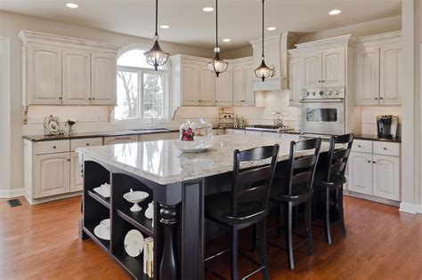 white kitchen cabinets with island beige espresso kitchen cabinets with white island 2075