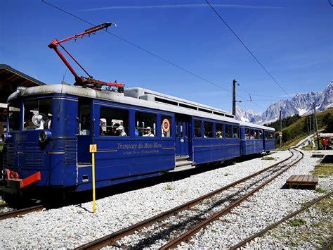 tramway du mont blanc in gervais les bains