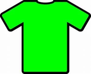 Green Tshirt Clip Art at Clker vector clip art