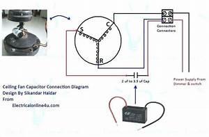 Smc Ceiling Fan Capacitor