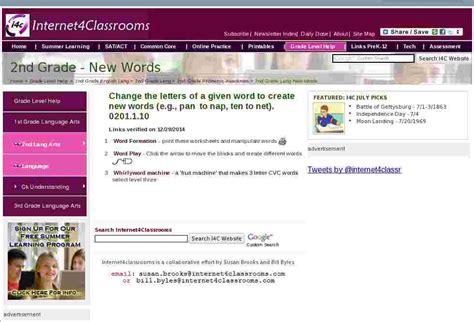 words language   grade english language arts