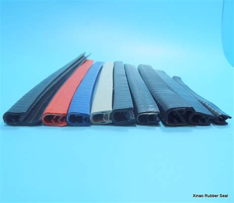 channel flexible pvc edge trim  sheet metal automotive pinch weld  sale rubber edge