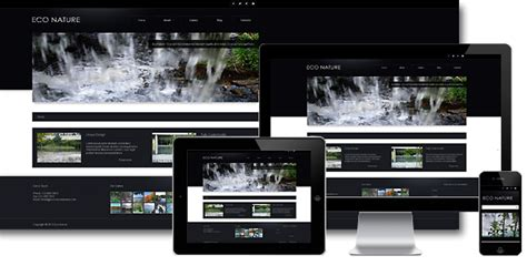 templates free download joomla 3 7 eco nature responsive joomla3 template free template