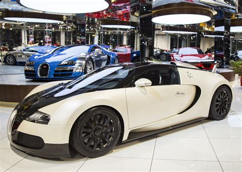 2009 Bugatti Veyron In Dubai United Arab Emirates For Sale