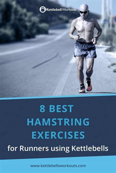hamstring exercises kettlebell runners running hamstrings strengthen workout injury sports workouts training kettlebellsworkouts reduce potential improve excellent times using way
