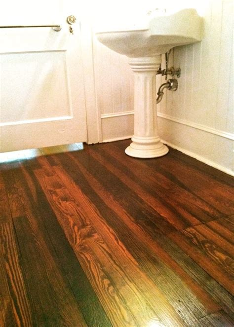 Ask The Craftsman What's The Best Finish For Wood Floors