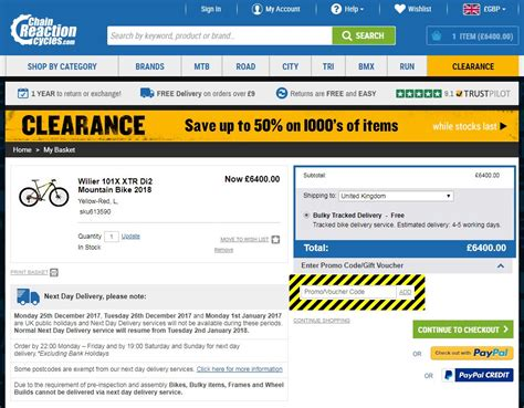 chain reaction cycles voucher codes  discount codes