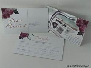 wedding response cards nyc cheap invitations rsvp cards With cheap wedding invitations nyc