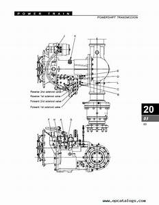 Clark Forklift Parts Manual