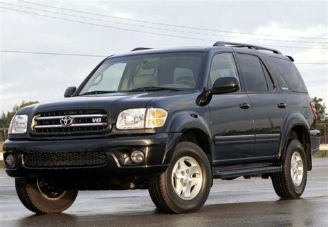 Wallpapers Of Toyota Sequoia Limited 2000–05
