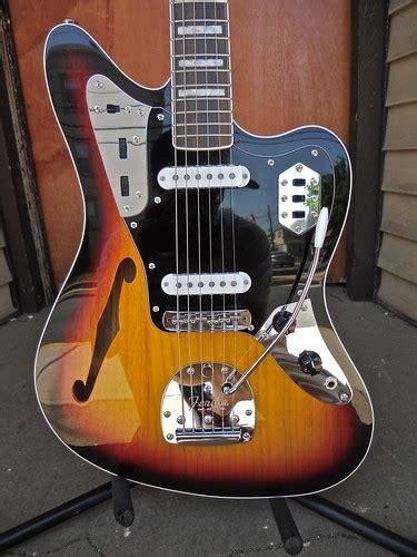 Fender Thinline Jaguar by Fender 174 Forums View Topic My New Fender Jaguar Special