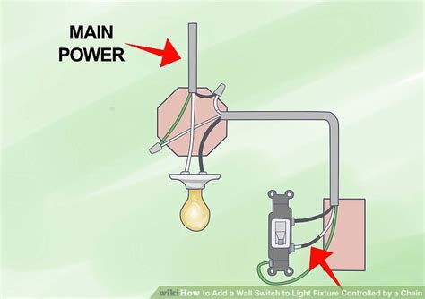 how to add a pull chain to a light fixture how to add a switch to a pull chain light