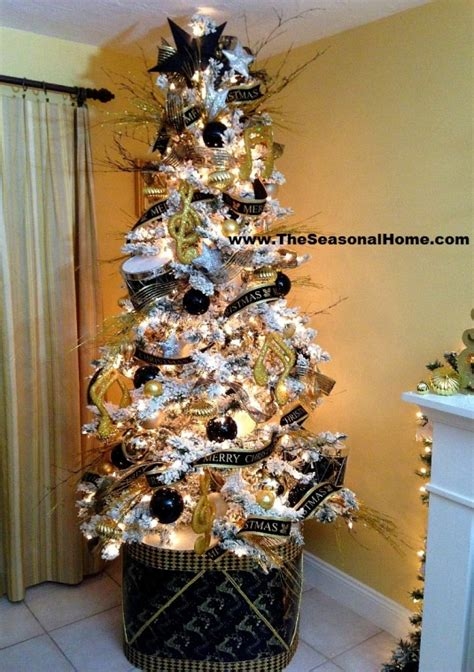 57 Best Images About Music Themed Christmas Tree On