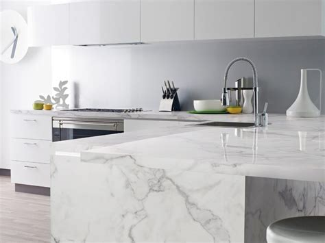 alternatives to marble countertops how to a kitchen feel high end realestate com au