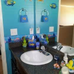 finding nemo bathroom kids bathroom pinterest