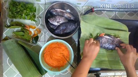 105 resep pepes ikan mas presto ala rumahan yang mudah dan enak dari komunitas memasak terbesar dunia! Resep Pepes Ikan Nila Spesial Pedas - YouTube