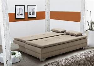 Sofa 160 Cm : florenz boxspring systemsofa dauerschl fer zweisitzer sofa inkl topper liegerfl che 200 x 160 cm ~ Buech-reservation.com Haus und Dekorationen