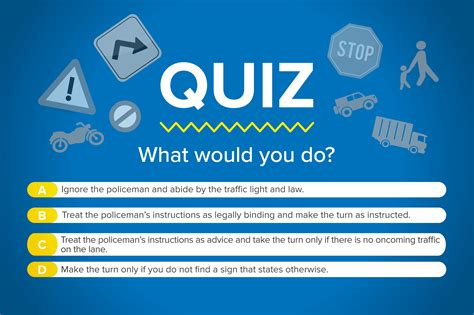 Road Safety Quiz tests knowledge in Lebanon VISION ZERO