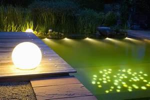 Garten Sichern Einbruch : beleuchtungsplanung zinsser gartengestaltung schwimmteiche und swimmingpools ~ Markanthonyermac.com Haus und Dekorationen