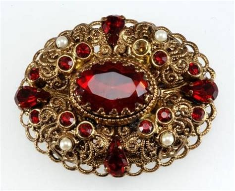 """74 Best """" Jewelry  West Germany """" Images On Pinterest"""