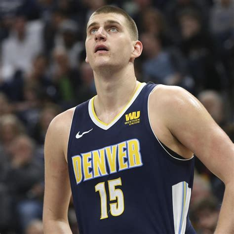 Official facebook page of nikola jokić professional basketball player. Nikola Jokic Will Be Worth Every Cent of His Expected Max ...