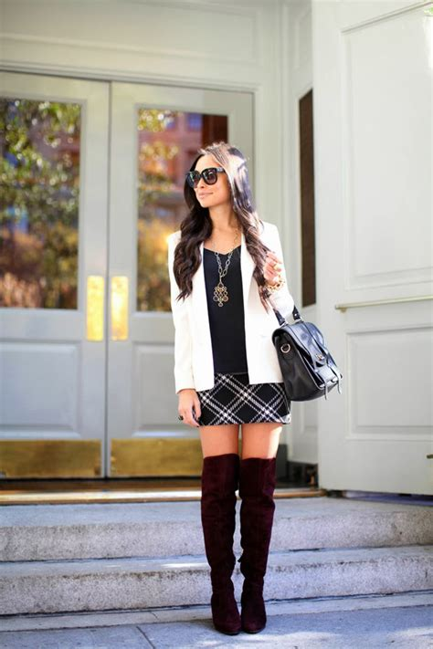 12 Outfits That Show You How To Rock The Plaid Trend