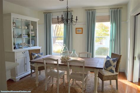 diy mid century modern tv console coastal inspired dining room style dining room