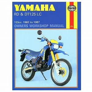 Rd125lc Mk2 Workshop Manual - Man033