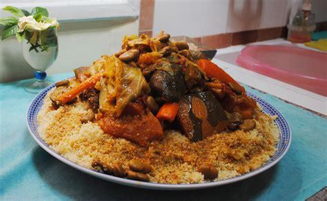 cuisine marocaine couscous couscous in marrakesh