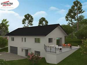 Type De Sol Maison : ad construction nos mod les maison avec sous sol ~ Melissatoandfro.com Idées de Décoration