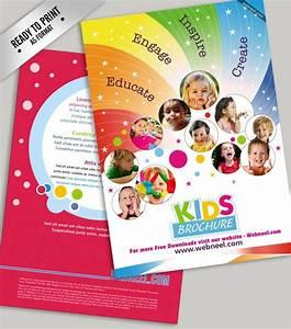nursery school brochure thenurseries With nursery brochure templates free