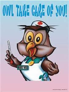 Owl Take Care Of You Laminated