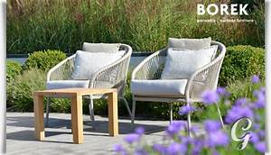 garten loungesessel colette von borek o gartentraumde With französischer balkon mit kissen für den garten