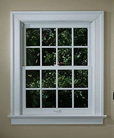 Window Stool Trim by Typical Farmhouse Casing Interior Traditional