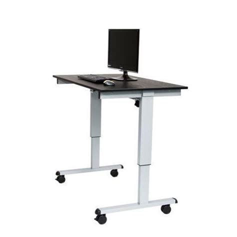 Humanscale Standing Desk Converter by Humanscale Quickstand Lite Minimalist Adjustable Height