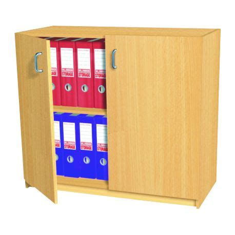 Cupboard Tidy by 20 Space Box File Cupboard In Beech Tidy