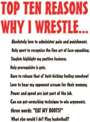 girl wrestler quotes